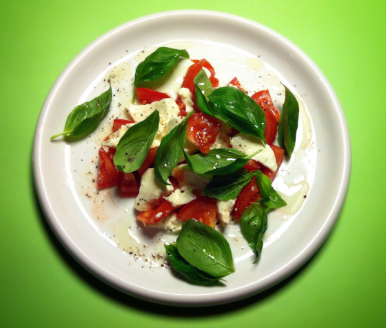Caprese. Photo by CookkaNova