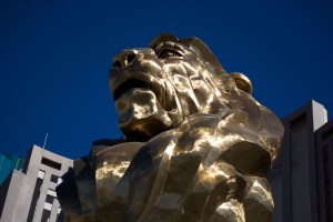 MGM Lion Las Vegas