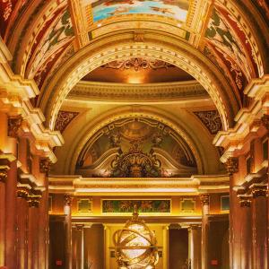 Lobby in The Venetian Las Vegas