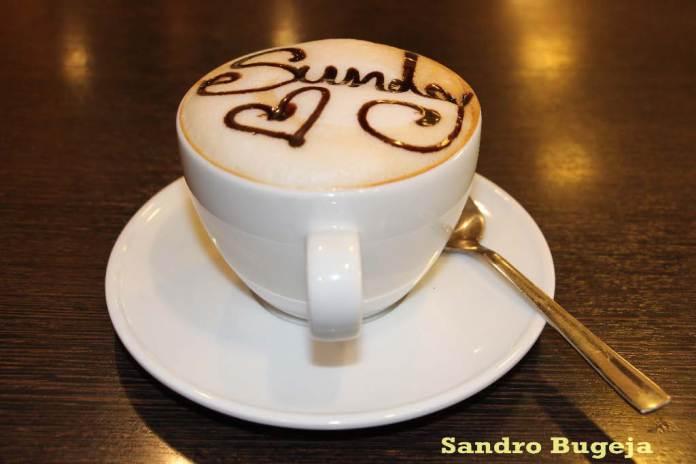 Sunday Cappuccino