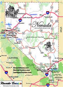 RR Map of Nevada